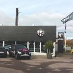 Alfa Romeo - Kungsbacka