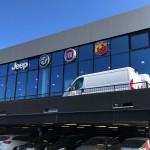 Jeep Alfa Fiat Abarth