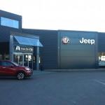 Jeep - Halmstad