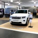 Jeep interior - Jönköping