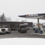 Statoil fuel station
